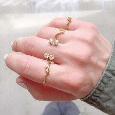 @navystyleblog showing us how she wears her olive + piper rings. http://www.oliveandpiper.com/collections/womens-rings