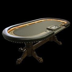 Bradley Poker Tables | Custom Gaming Tables | Custom Poker Table | Handmade in Colorado