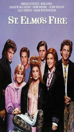 Another great from The Brat Pack!