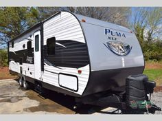 2016 Forest River PUMA 27RBQC For Sale