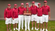 Alabama Wins SEC Men's Golf Title