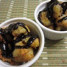 Recipes » T-fal ActiFry -Fried Bananas
