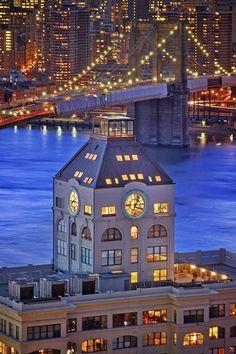 Clocktower New York