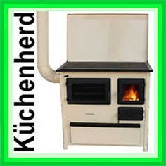 Kaminofen MBS Küchenherd Küchenofen Kamin Ofen neu OVP