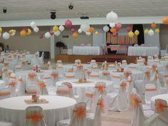 Wedding Reception!