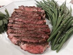 Herb-infused butter is the ultimate finishing touch to juicy steak