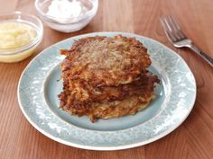 Passover Potato Latkes