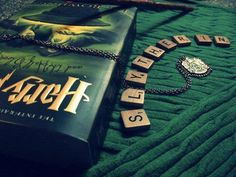 I'm from Slytherin!