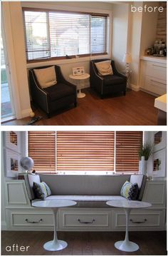 Window Seat...DIY!!
