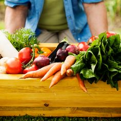 Are you interested in growing vegetables in your garden? Growing vegetables in the vegetable garden is much easier than you imagine. Growing Vegetables, Fruits And Vegetables, Veggies, Healthy Aging, Healthy Fats, Ingo Froböse, Application Utile, Legume Bio, Decoration Entree