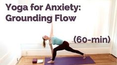 Got anxiety? Work it out of your body! Take this free online yoga class at brettlarkin.com or at the youtube URL below. Enjoy :)