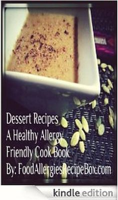 My healthy allergy friendly cookbook is finally here click this find this pin and more on back to school with allergies forumfinder Images