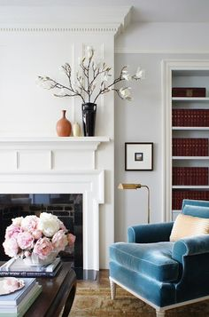 [CasaGiardino]  ♛  South Shore Decorating Blog: Calm, Neural, Bright Rooms