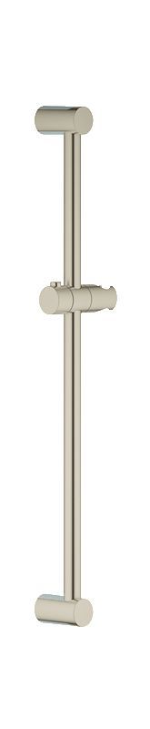 "Grohe 27 521 New Tempesta Cosmopolitan 24"" Slide Bar with Adjustable Hand Shower Brushed Nickel Shower Accessories Slide Bars"