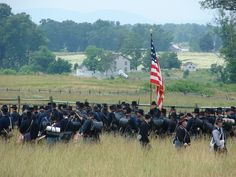 Gettysburg is a must see destination for American history buffs