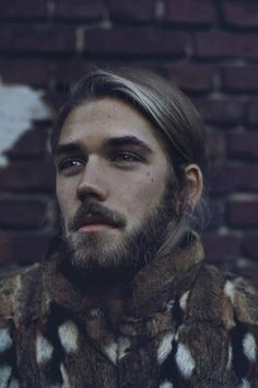 Ben Dahlhaus may be the most beautiful specimen I have ever discovered