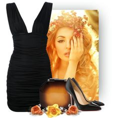 Little Black Dress, created by snigi on Polyvore