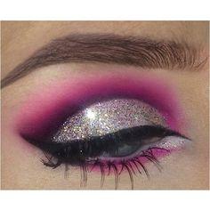 Beauty feature : @chibinat  #mikasabeauty Beauty Brushes, Mikasa, Eye Makeup, Lipstick, Eyes, Pink Stuff, Instagram, Makeup Eyes, Lipsticks