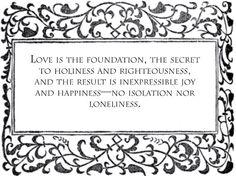 The History of The Love of God, Gwen Shamblin