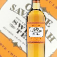 Olde Savannah Sweet Tea is a grape wine with citrus spirits and natural flavors - a southern-style sweet tea that is simply delicious on the rocks with a slice of lemon.