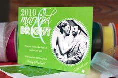 christmas cards for newlyweds - Google Search