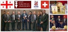 HTMi International is Happy to Announce an Important Relationship Contract with the East European University Tbilisi, Georgia.