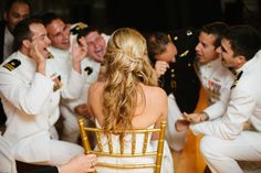 Love this shot ... so much !!! ;) - Annapolis Naval Academy Wedding from Natalie Franke Photography