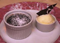 Warm Chocolate Melting Cake - Recipe - Carnival Cruise Lines - CRUISIN