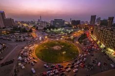 Photograph Tahrir Square by Samy Osama on 500px