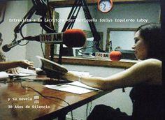 Entrevista a Idelys Izquierdo Laboy en Emisora 11Q-1140AM, San Juan, P.R.