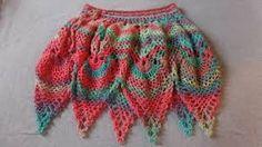Bilderesultat for pineapple skirt crochet pattern