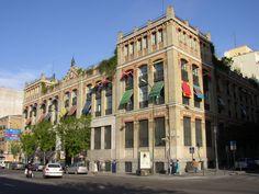 La casa encendida, Madrid