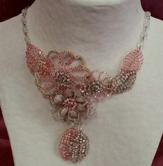 Lisa Toland Collection- the picture does not do her jewelry justice. So much more beautiful in person!