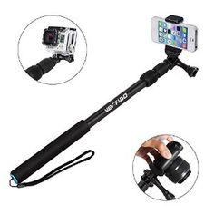 VertiGo TL-40 Selfie Stick for iPhones and GoPro Cameras!