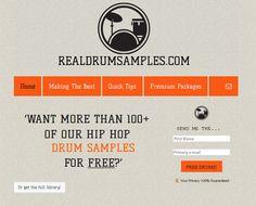 RealDrumSamples releases 100+ Free Premium Drum Samples