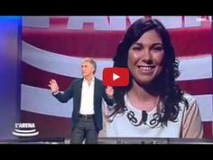Giulia Sarti (M5S): l'Arena di Giletti, smonta le bugie del Governo