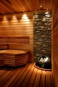 Интерьер бани Diy Sauna, Basement Sauna, Sauna Room, Home Spa Room, Spa Rooms, Building A Sauna, Sauna Seca, Sauna Shower, Sauna Design