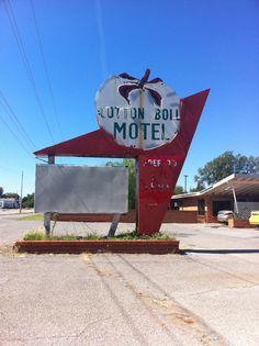 Route 66 - motel