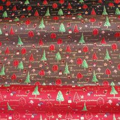 X-Mas - Weihnachtsstoff  #Dessins #Stoffe #Nähen #DIY #Motive #Weihnachten