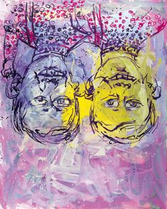 georg baselitz paintings - Google Search