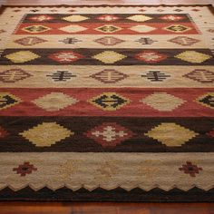 Southwest Classic Dhurrie Rug so buying for the house