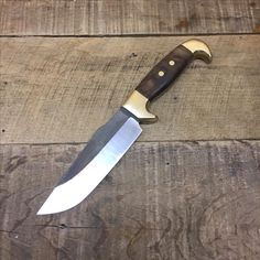 Custom Made Eagle Hunting Knife