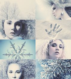 Greek Mythology Dreamcast - Juno Temple as Chione …one of the nymphs, a daughter of Boreas, god of the north-wind, and Oreithyia, the lady of mountain gales…the goddess of snow. (x)