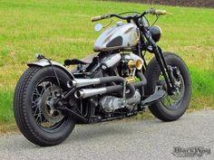 Harley bobber | Bobber Inspiration - Bobbers and Custom Motorcycles | shotbike August 2014