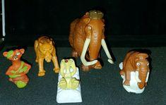Ice Age Movies, Mcdonalds, Disney Characters, Fictional Characters, King, Ebay, Fantasy Characters