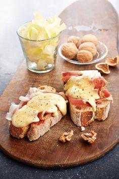 Découvrez la recette du club sandwich façon raclette