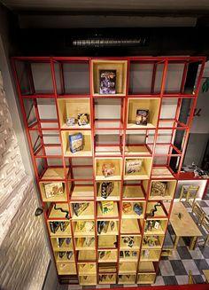 Alaloum Board Game Café,© Dimitris Kleanthis