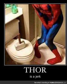 Prefect Superhero Pranks