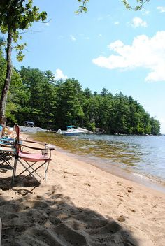 Sebago Lake....we summered here as kids....just a quick drive, but a world away!