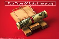 four-types-of-risks-in-investing